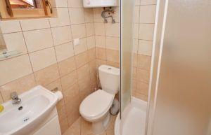 domki Patryk łazienka