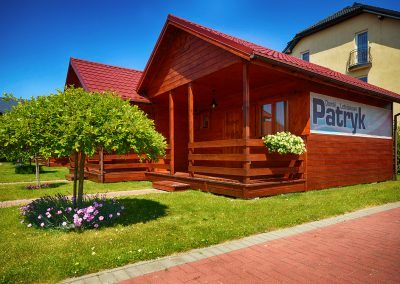 domki Patryk Darłówko
