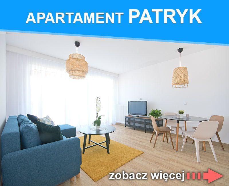 apartament Patryk Darłówko
